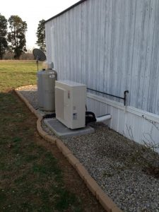 3 ton MITSUBISHI MINI SPLIT outdoor unit 2.