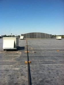Here are a few rooftop package units and gas line piping that we recently installed.