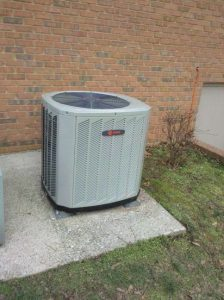 This is the XB13 Heat Pump System.